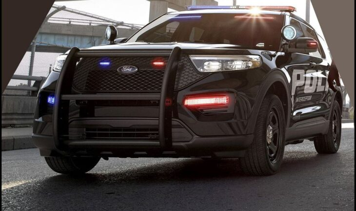 2020 Ford Police Interceptor Colors Color Chart Changes Console Cage