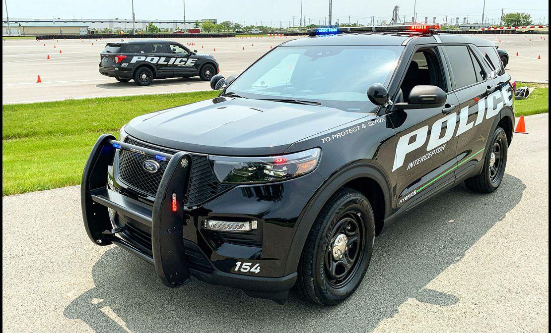 2020 ford police interceptor interior horsepower