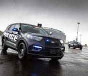 2020 Ford Police Interceptor Issues Images Key Fob K9 Lighting