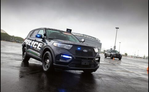 2020 Ford Police Interceptor Issues Images Key Fob K9 Lighting
