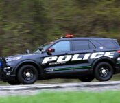 2020 Ford Police Interceptor Utility Suv Explorer Hybrid The Upfitter