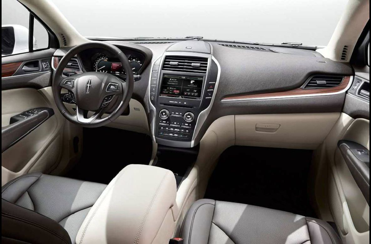 2020 Lincoln Mkc Interior In Uae The Coming New