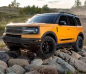 2021 Ford Bronco 2 Door Pictures Specs Accessories Area