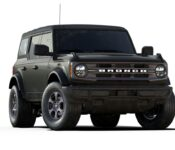 2021 Ford Bronco 51 Aftermarket Parts Color Catalog Availability