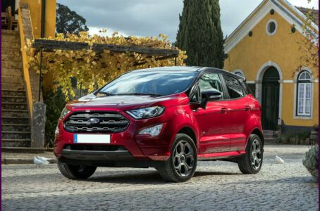 2021 Ford Ecosport 2019 Facelift Freestyle Ficha Tecnica Fotos