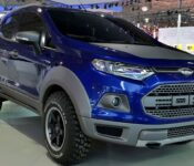 2021 Ford Ecosport Interior Price New Ibrida Interni Khi