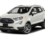 2021 Ford Ecosport Mắt Neues Modell México Nuovo Modello