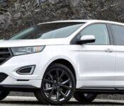 2021 Ford Edge 2020 Ecuador 2023 Features What's Order