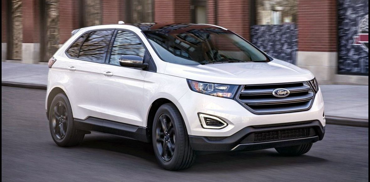 2021 Ford Edge Brochure 2022 Changes Cost Colours Colors