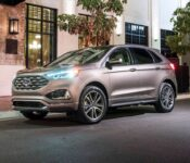 2021 Ford Edge Release Date St Interior Redesign Hybrid