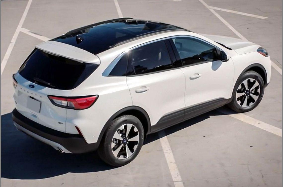 2021 Ford Escape All Wheel Drive Available Australia Build