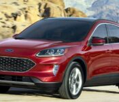 2021 Ford Escape And Price When Will Be A