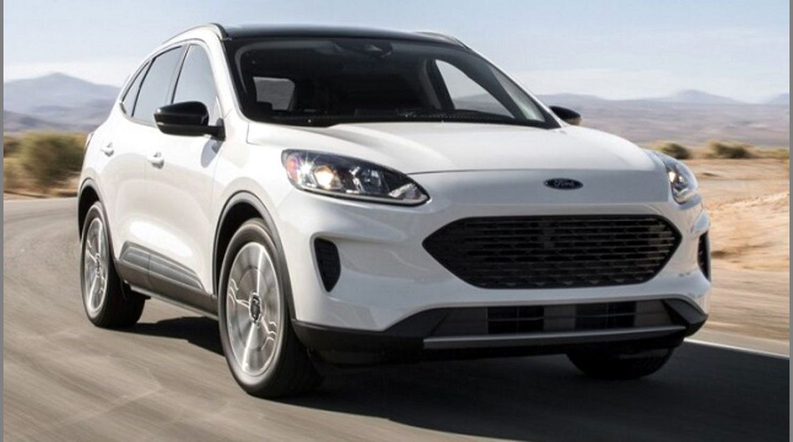 2021 Ford Escape Are The Out Yet Black Brochure