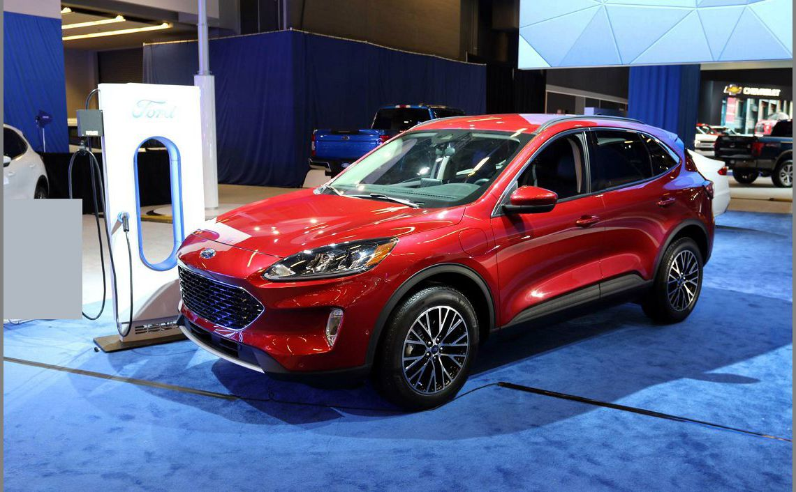 2021 Ford Escape Dimensions Desert Gold Test What Does