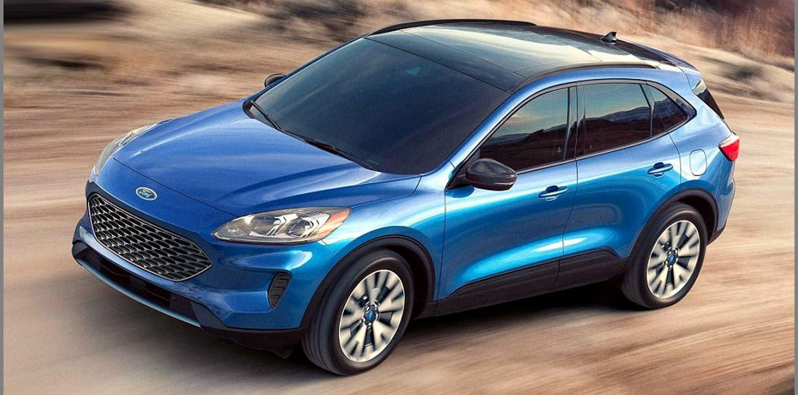 2021 Ford Escape Look Like 2022 St Engine Options