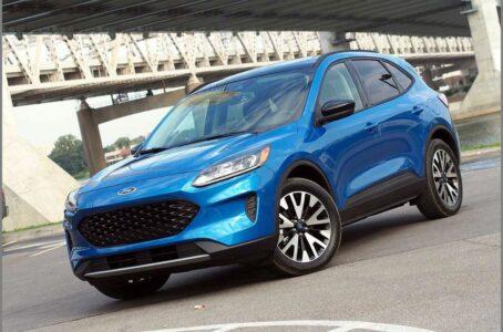 2021 Ford Escape Titanium Colors Release Date Plug In