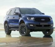 2021 Ford Everest Ambiente Accessories Autodeal Adblue The 2017