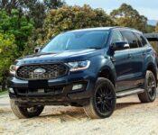 2021 Ford Everest Bản Giá Lăn Bánh Bi Turbo