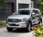 2021 Ford Everest Bao Giờ Về Việt Nam Concept