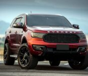 2021 Ford Everest Costa Rica Design Release Date Facelift