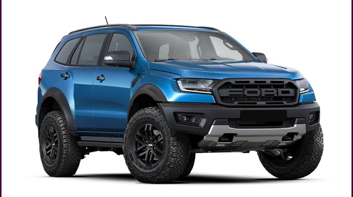 2021 Ford Everest Interior Khi Nào Ra Mắt Nhap
