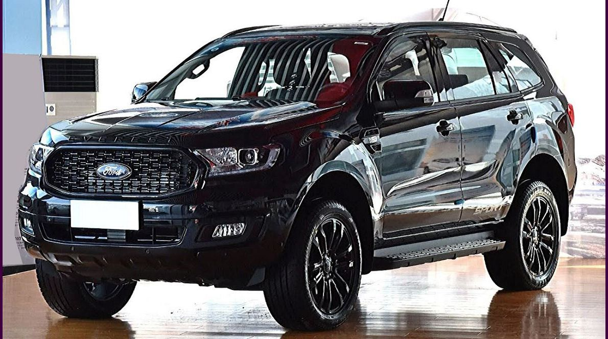 2021 Ford Everest News Oto Review Ranger Titanium Thailand