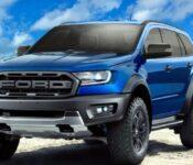 2021 Ford Everest Raptor Philippines Australia Sport Nz Price