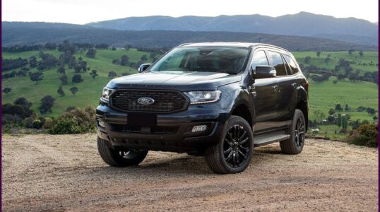 2021 Ford Everest Update Usa 2020 For Sale America