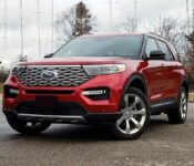 2021 Ford Explorer And Price Sport Appearance Package When