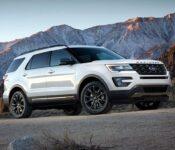 2021 Ford Explorer Availability Awd Arrival Accessories Australia Build