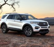 2021 Ford Explorer Carbonized Gray Choices Configurations Cargo Dimensions