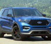 2021 Ford Explorer Delivery Dash Dashboard Deals Diesel Drop