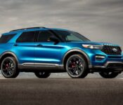 2021 Ford Explorer Pdf 2022 Changes Cost Color Chart