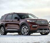 2021 Ford Explorer St Release Date Colors Platinum Interior