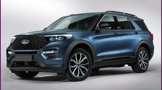 2021 Ford Explorer Will Be Available A Are The