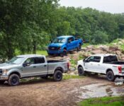 2021 Ford F 250 6.7l V8 Extended Engines Fx4 Gas
