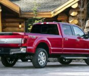 2021 Ford F 250 Build And Brochure Black Ops Blue