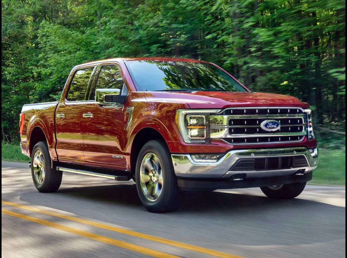 2021 Ford F150 At Dealerships Accessories Air Suspension A
