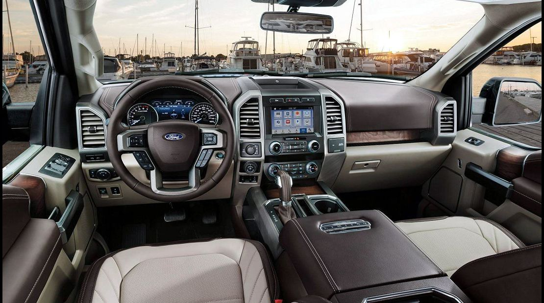 2021 Ford F350 Colours Towing Capacity Diesel Exterior Engine
