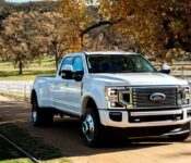 2021 Ford F350 Date For Sale Tremor Price Accessories