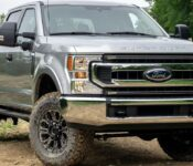 2021 Ford F350 King Ranch Dually Colors Platinum Release
