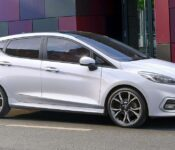 2021 Ford Fiesta Hybrid Interior Line New Model Mexico