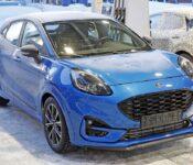2021 Ford Fiesta Nieuwe Nouvelle Preço Restyling Restylage Titanium