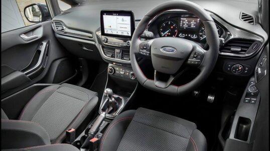 2021 Ford Fiesta Uk Canada Active Argentina Colombia Precio