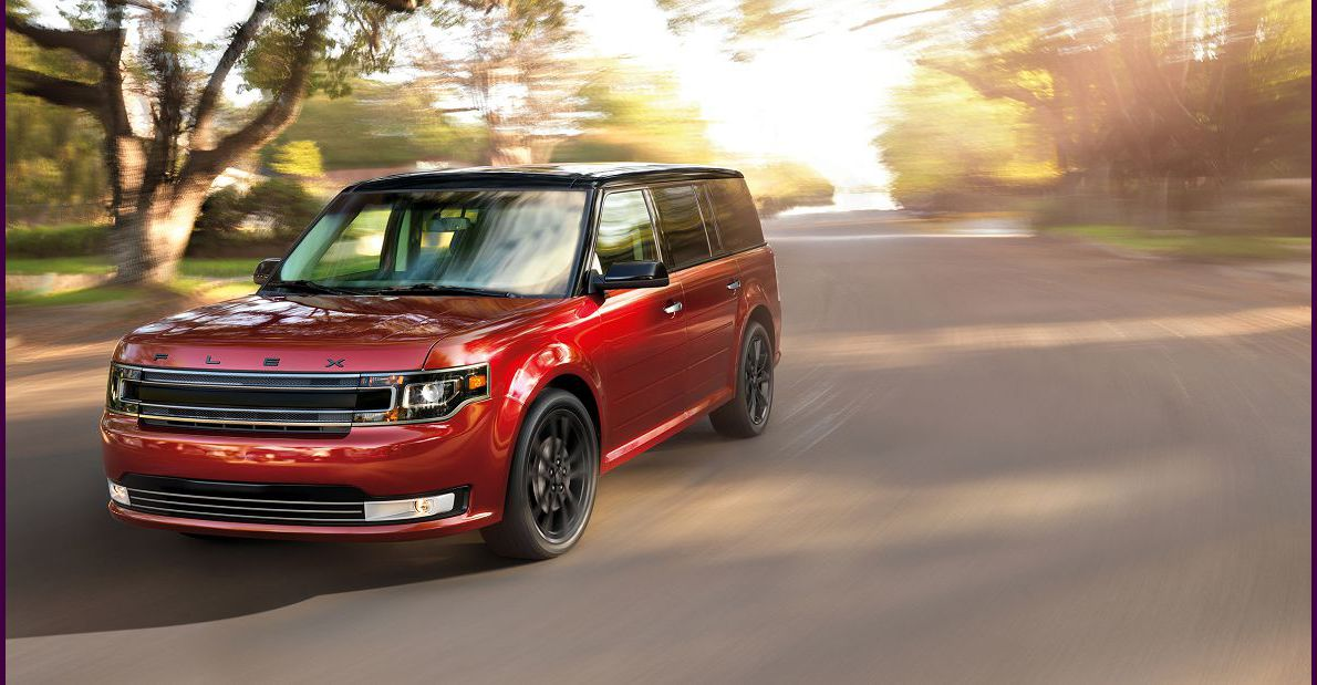 2021 Ford Flex Air Filter Parts Ecoboost Ride The