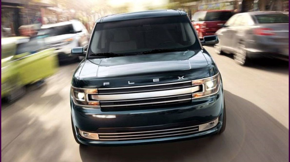 2021 Ford Flex Capacity 2009 2012 Awd Accessories Aftermarket