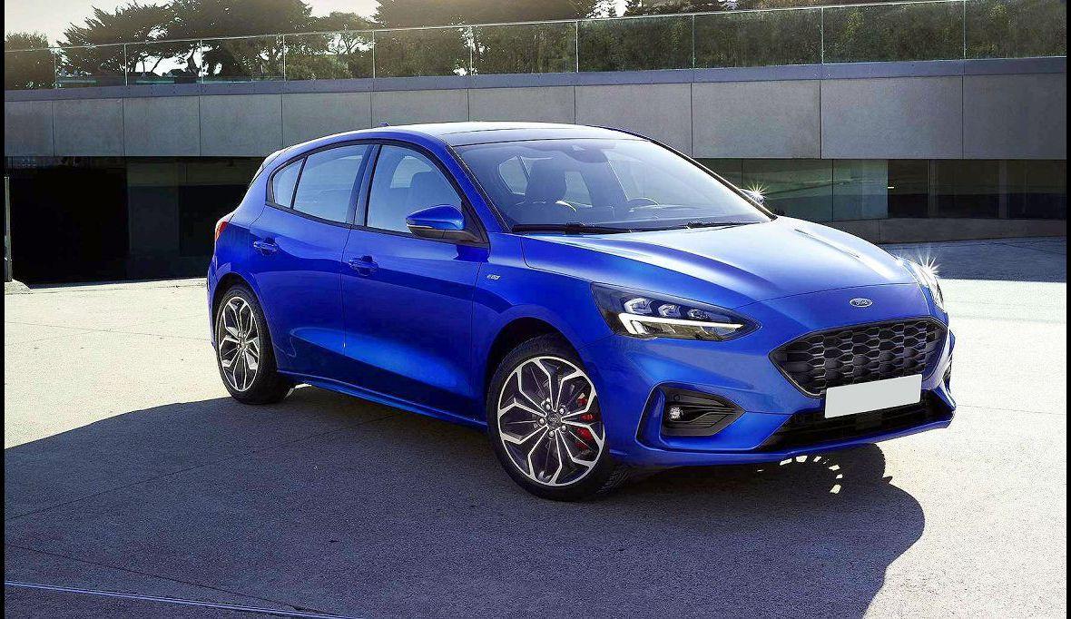 2021 Ford Focus Line Mk4 Model Mexico Modell Modelljahr