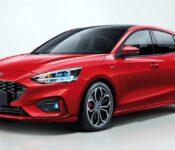 2021 Ford Focus Nuevo Nuova Pickup Preço Plug In
