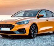 2021 Ford Focus Wagon Titanium Turnier Ute Uk Vignale