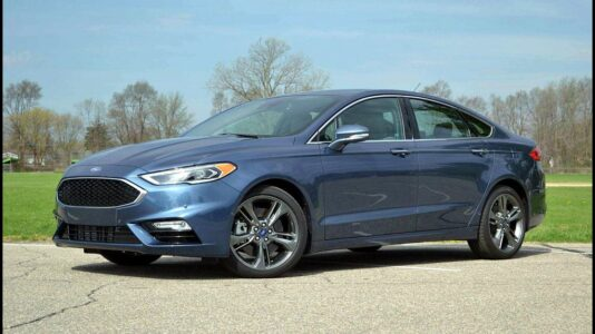 2021 Ford Fusion 2022 Redesign Wagon Crossover Coupe F